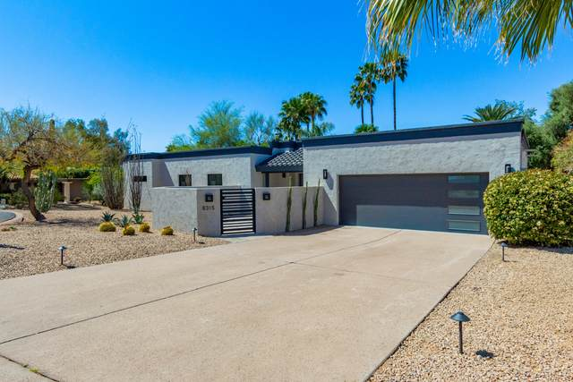 8315 E Calle De Alegria, Scottsdale, AZ 85255 (MLS #6218866) :: The Newman Team