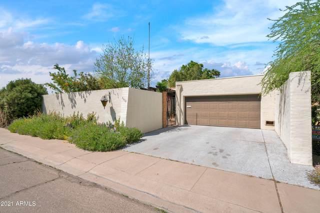 2034 E Cairo Drive, Tempe, AZ 85282 (MLS #6218875) :: Yost Realty Group at RE/MAX Casa Grande