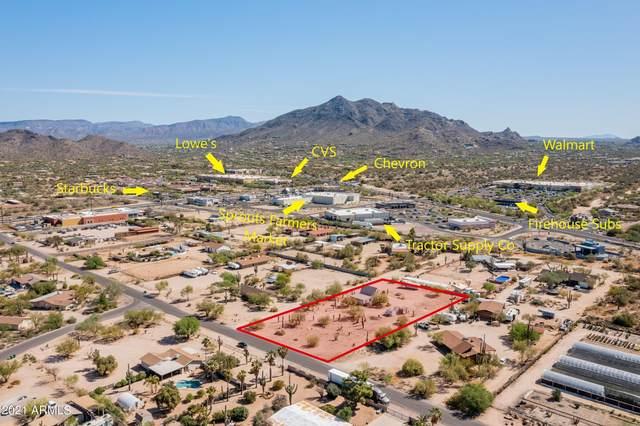 34047 N 52nd Street, Cave Creek, AZ 85331 (MLS #6218881) :: The Daniel Montez Real Estate Group
