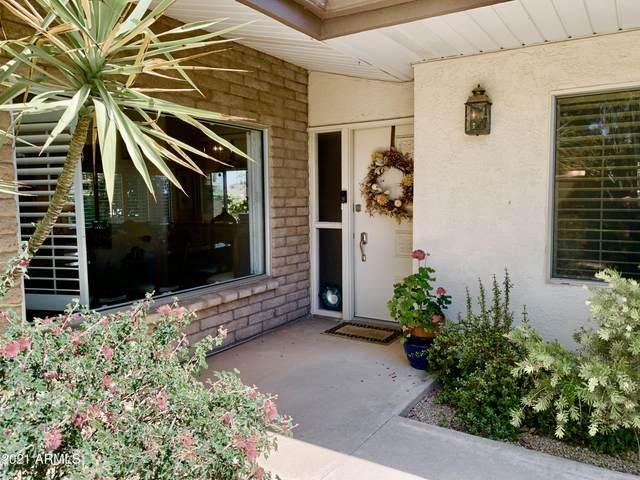 4800 N 68TH Street #166, Scottsdale, AZ 85251 (MLS #6218882) :: Yost Realty Group at RE/MAX Casa Grande