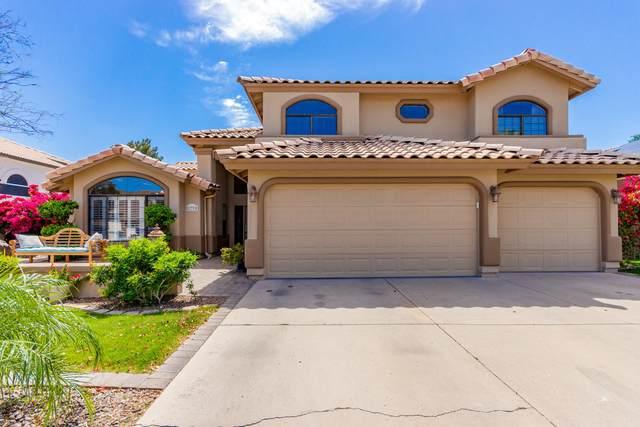 1733 E Queen Palm Drive, Gilbert, AZ 85234 (MLS #6218915) :: Yost Realty Group at RE/MAX Casa Grande