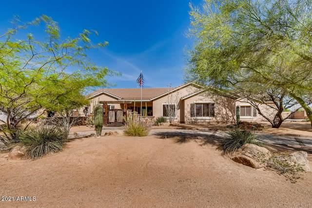 1501 N 66TH Place, Mesa, AZ 85205 (MLS #6218922) :: Yost Realty Group at RE/MAX Casa Grande