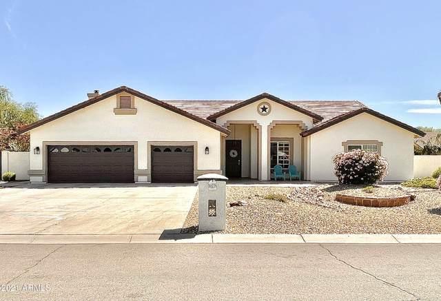 8207 W Planada Lane, Peoria, AZ 85383 (MLS #6218954) :: Yost Realty Group at RE/MAX Casa Grande