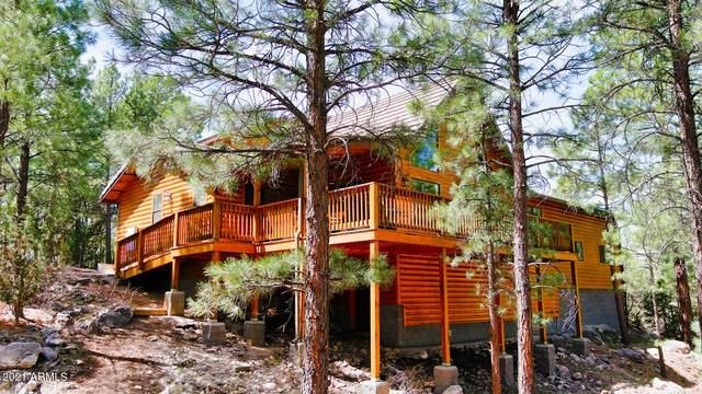 2800 N Skyhawk Drive, Overgaard, AZ 85933 (MLS #6218962) :: My Home Group