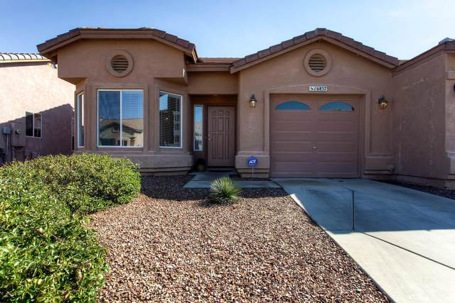 16837 S 22ND Street, Phoenix, AZ 85048 (MLS #6218970) :: The Newman Team