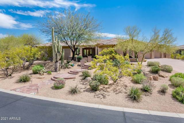 7557 E Baker Drive, Scottsdale, AZ 85266 (MLS #6218974) :: Keller Williams Realty Phoenix