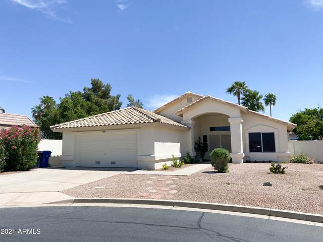 17815 N White Feather Path, Surprise, AZ 85374 (MLS #6218979) :: Devor Real Estate Associates