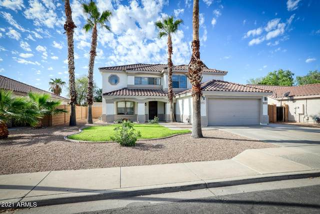 10931 E Flower Avenue, Mesa, AZ 85208 (MLS #6218980) :: Executive Realty Advisors