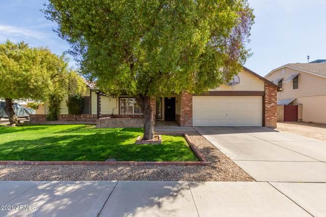 6413 W Sunnyside Drive, Glendale, AZ 85304 (MLS #6218989) :: Yost Realty Group at RE/MAX Casa Grande