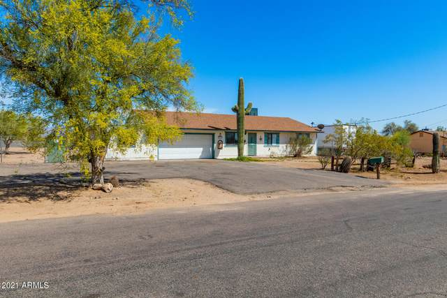 525 N 101ST Place, Mesa, AZ 85207 (MLS #6219002) :: Executive Realty Advisors