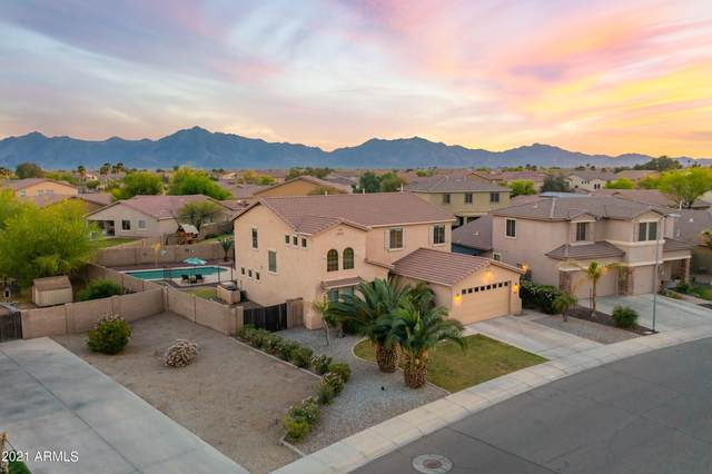 6727 W St Catherine Avenue, Laveen, AZ 85339 (MLS #6219005) :: Yost Realty Group at RE/MAX Casa Grande