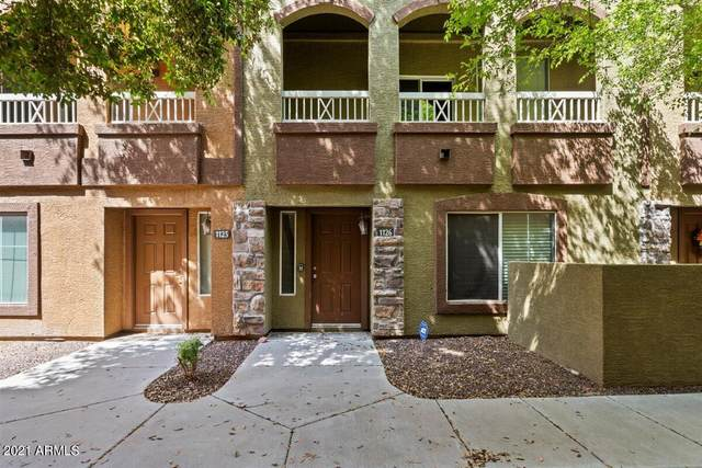 1920 E Bell Road #1126, Phoenix, AZ 85022 (MLS #6219008) :: Executive Realty Advisors