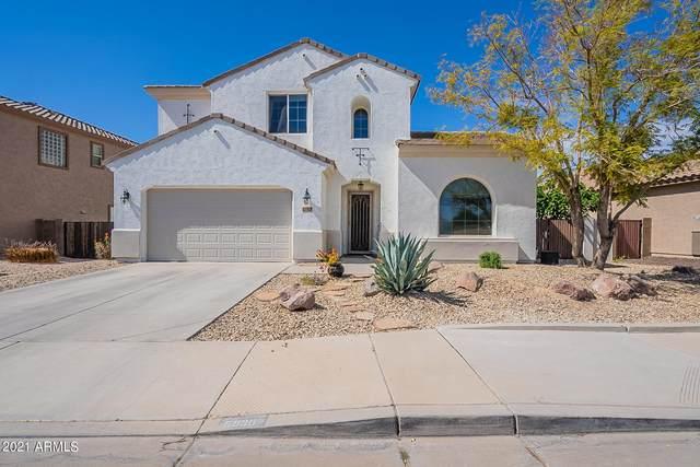 6930 S Crystal Way, Chandler, AZ 85249 (MLS #6219010) :: Yost Realty Group at RE/MAX Casa Grande