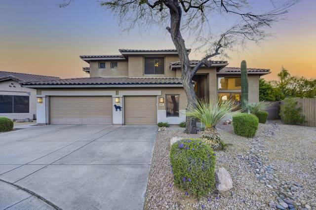 4601 E Andrea Drive, Cave Creek, AZ 85331 (MLS #6219025) :: The Daniel Montez Real Estate Group
