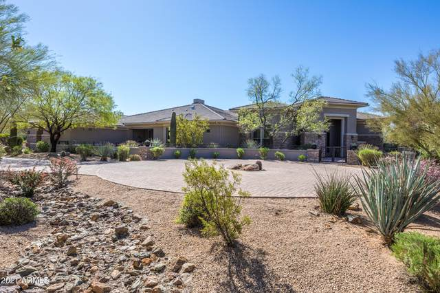 6963 E Blue Sky Drive, Scottsdale, AZ 85266 (MLS #6219042) :: Scott Gaertner Group