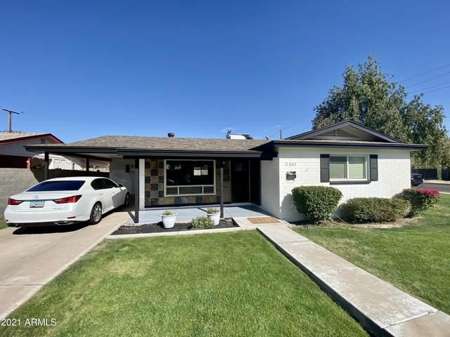 2301 N 37TH Way, Phoenix, AZ 85008 (MLS #6219048) :: Dave Fernandez Team | HomeSmart