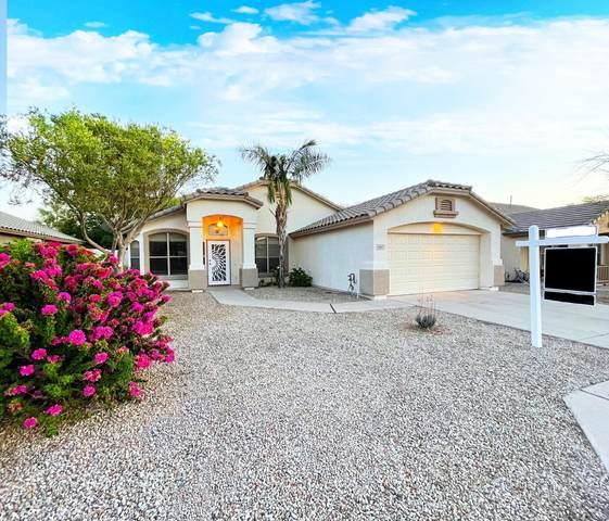 9663 E Obispo Avenue, Mesa, AZ 85212 (MLS #6219061) :: West Desert Group | HomeSmart