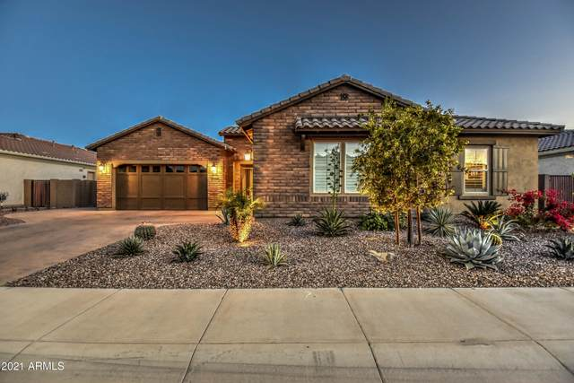3881 E Iris Drive, Chandler, AZ 85286 (MLS #6219073) :: Yost Realty Group at RE/MAX Casa Grande