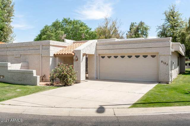 8185 E Del Marino Drive, Scottsdale, AZ 85258 (MLS #6219075) :: Executive Realty Advisors