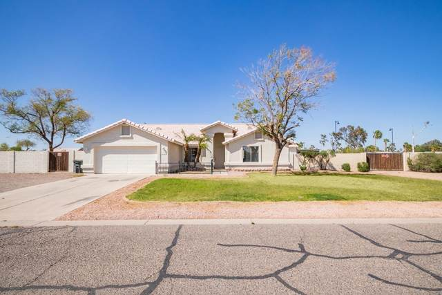 12312 W Desert Mirage Circle, El Mirage, AZ 85335 (MLS #6219077) :: BVO Luxury Group