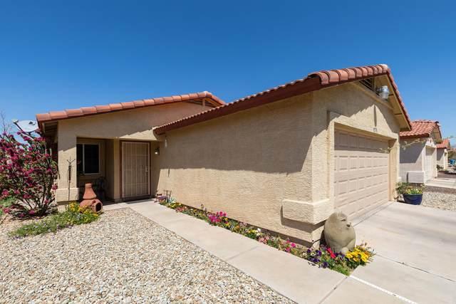 4545 N 67TH Avenue #1211, Phoenix, AZ 85033 (MLS #6219082) :: Yost Realty Group at RE/MAX Casa Grande