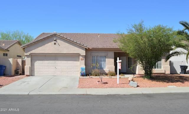 14838 W Dovestar Drive, Surprise, AZ 85374 (MLS #6219100) :: Executive Realty Advisors