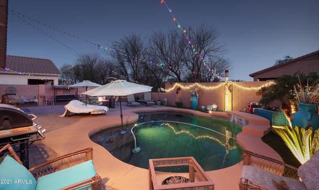 42463 W Almira Drive, Maricopa, AZ 85138 (MLS #6219104) :: Long Realty West Valley