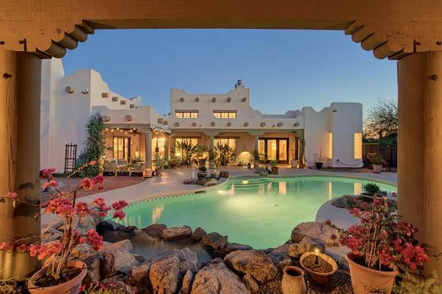 8214 E Whispering Wind Drive, Scottsdale, AZ 85255 (MLS #6219105) :: Yost Realty Group at RE/MAX Casa Grande