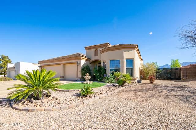 3160 Del Mar Drive, Sierra Vista, AZ 85635 (MLS #6219111) :: Yost Realty Group at RE/MAX Casa Grande