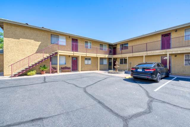 234 E Ruth Avenue #8, Phoenix, AZ 85020 (MLS #6219118) :: ASAP Realty