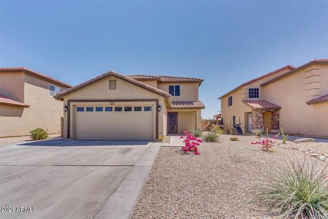 241 S 16th Street, Coolidge, AZ 85128 (MLS #6219119) :: Yost Realty Group at RE/MAX Casa Grande