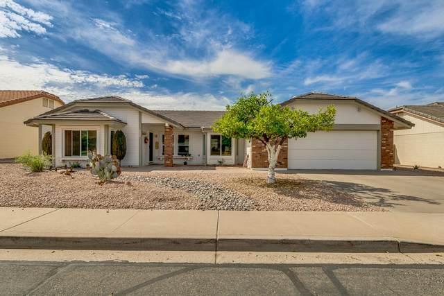 5943 E Inglewood Street, Mesa, AZ 85205 (MLS #6219122) :: Arizona Home Group