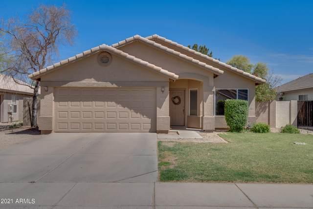 4046 E Libra Avenue, Gilbert, AZ 85234 (MLS #6219127) :: Yost Realty Group at RE/MAX Casa Grande