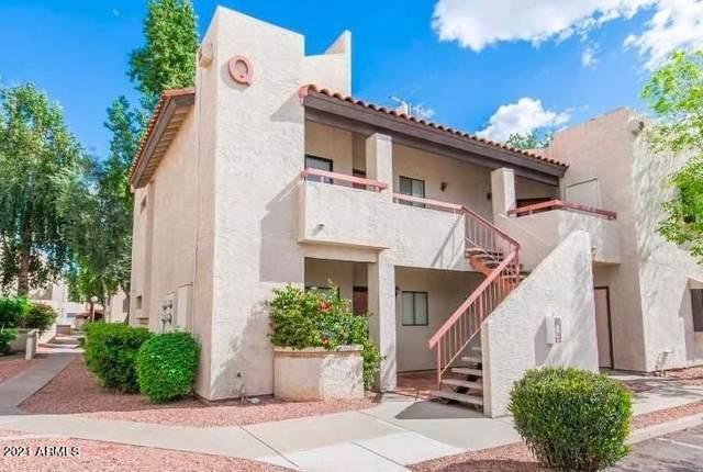 11666 N 28TH Drive #266, Phoenix, AZ 85029 (MLS #6219135) :: West Desert Group | HomeSmart
