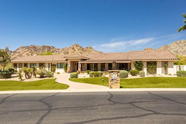 3508 E Marlette Avenue, Paradise Valley, AZ 85253 (MLS #6219137) :: The Daniel Montez Real Estate Group