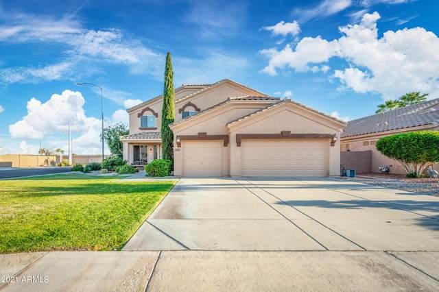 9309 W Pontiac Drive, Peoria, AZ 85382 (MLS #6219150) :: Yost Realty Group at RE/MAX Casa Grande