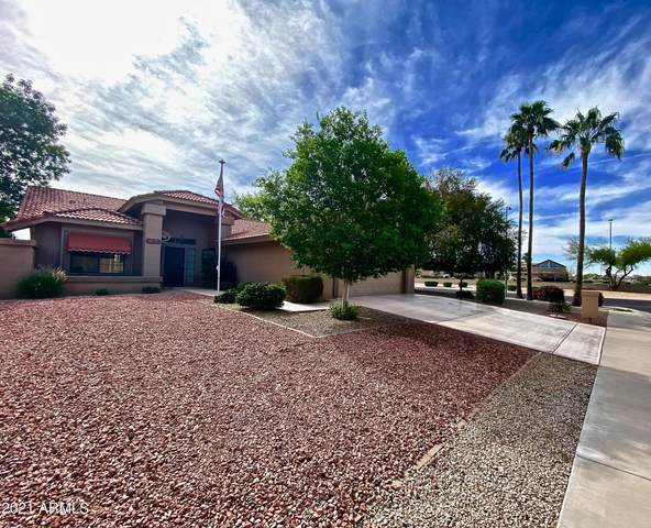 13767 W Villa Ridge Drive, Sun City West, AZ 85375 (MLS #6219157) :: The Daniel Montez Real Estate Group