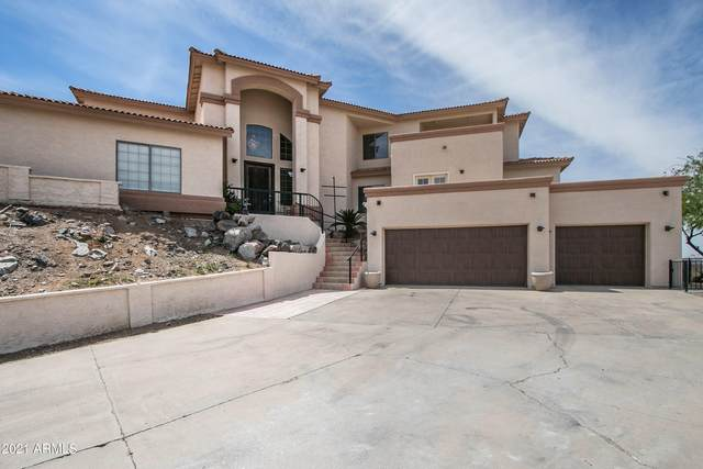 16805 E Hunt Highway, Queen Creek, AZ 85142 (MLS #6219165) :: Klaus Team Real Estate Solutions