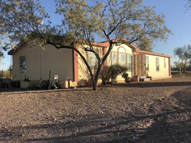 26420 W Grand Avenue, Morristown, AZ 85342 (MLS #6219172) :: Service First Realty