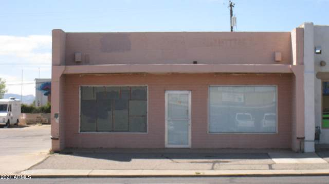 172 E Fry Boulevard, Sierra Vista, AZ 85635 (MLS #6219174) :: The Garcia Group