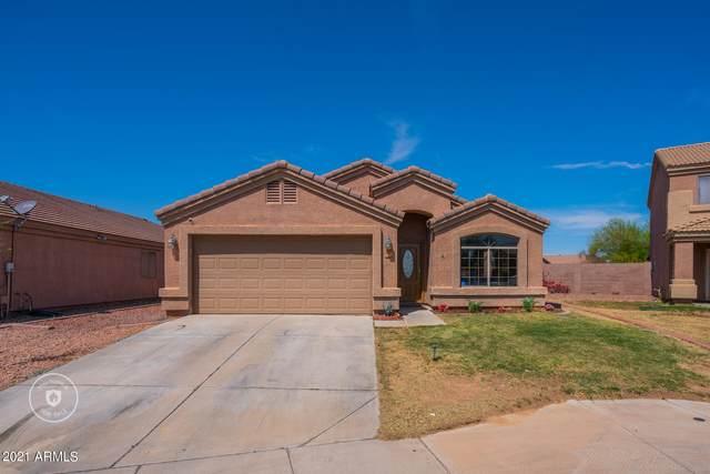 8910 W Merrell Street, Phoenix, AZ 85037 (MLS #6219182) :: Yost Realty Group at RE/MAX Casa Grande