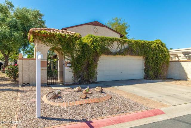 630 E Jensen Street #112, Mesa, AZ 85203 (MLS #6219186) :: Yost Realty Group at RE/MAX Casa Grande