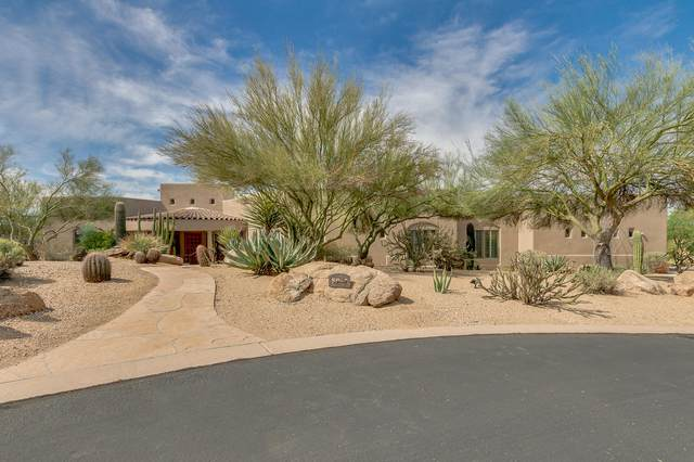 5961 E Whitethorn Place, Carefree, AZ 85377 (MLS #6219191) :: Dijkstra & Co.