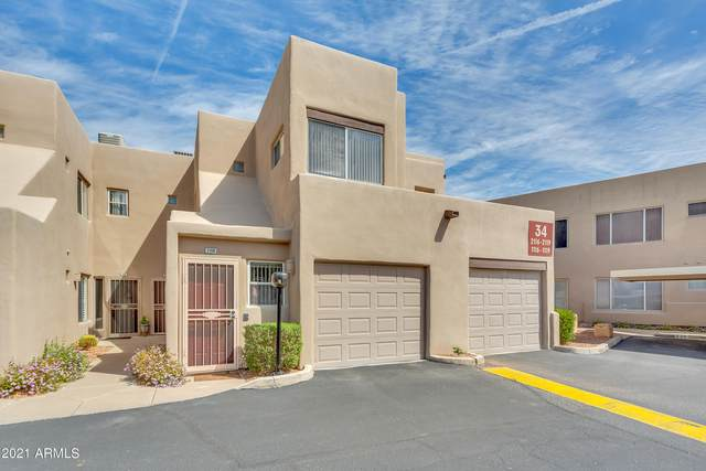 11260 N 92ND Street #2116, Scottsdale, AZ 85260 (MLS #6219195) :: Yost Realty Group at RE/MAX Casa Grande