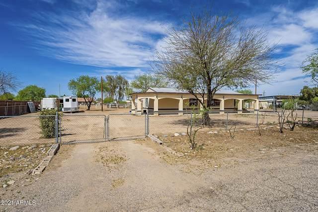 7965 W Caballero Circle, Arizona City, AZ 85123 (MLS #6219200) :: Long Realty West Valley
