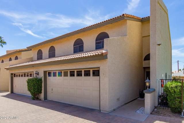 2142 E Turney Avenue #7, Phoenix, AZ 85016 (MLS #6219205) :: ASAP Realty