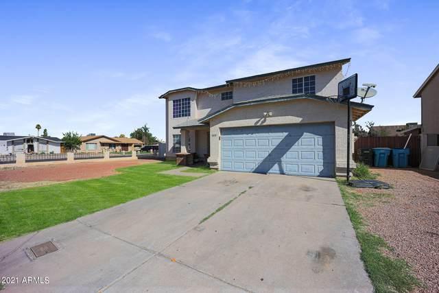 8652 W Turney Avenue, Phoenix, AZ 85037 (MLS #6219208) :: Yost Realty Group at RE/MAX Casa Grande