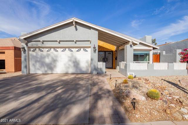 2506 N 87TH Terrace, Scottsdale, AZ 85257 (MLS #6219213) :: The Everest Team at eXp Realty