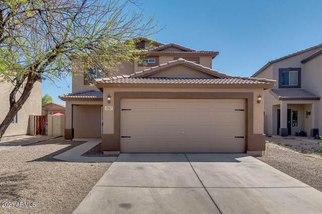 1267 E Magnum Road, San Tan Valley, AZ 85140 (MLS #6219233) :: Yost Realty Group at RE/MAX Casa Grande