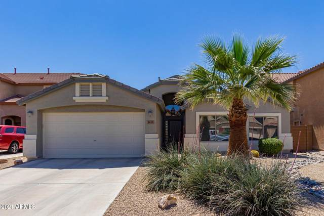 1435 E Debbie Drive, San Tan Valley, AZ 85140 (MLS #6219236) :: Yost Realty Group at RE/MAX Casa Grande